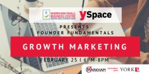 Founder Fundamentals - Growth Marketing @ Webinar