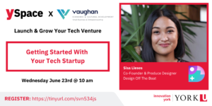 Launch & Grow Your Tech Venture: Validating Your Concept @ Webinar