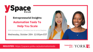 ELLA Entrepreneurial Insights: Automation Tools To Help You Scale